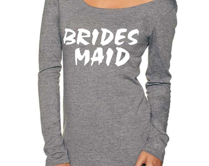 special order- CUSTOM BRIDESMAID shirts - green glitter