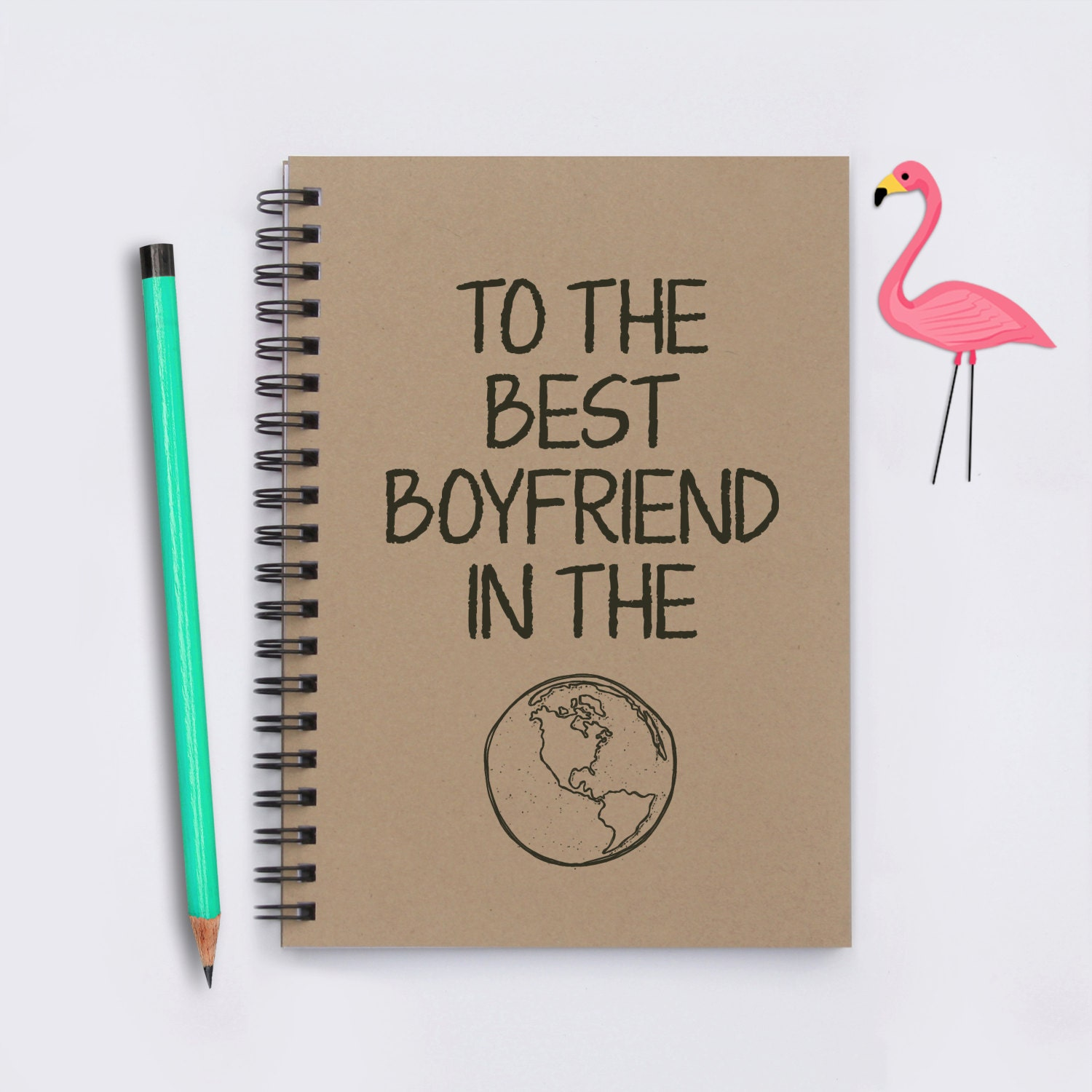 Gift for boyfriend to the best boyfriend in the world for Top gifts for boyfriends