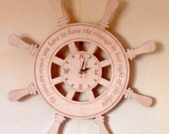 Helm clock