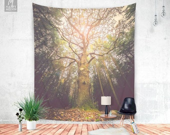 The taller we are - Wall tapestry - Tapestry - Boho - Wall Hangings - Wanderlust - Boho decor - Home decor - Wall decor - Dorm decor.