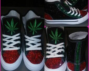Cannibus Custom Shoes