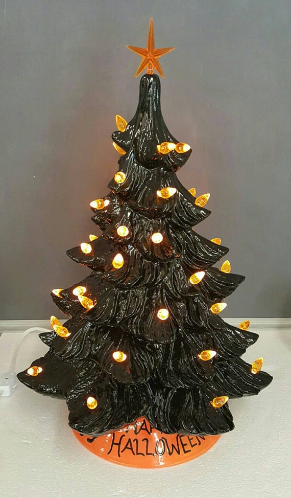 like this item - Black Halloween Tree