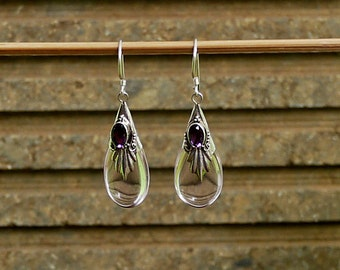 Sterling Earrings from Bali