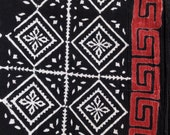 Indian cotton fabric, black fabric,  lightweight, block print, festival prints, yardage, tissue, cotton prints,fabric by the yard