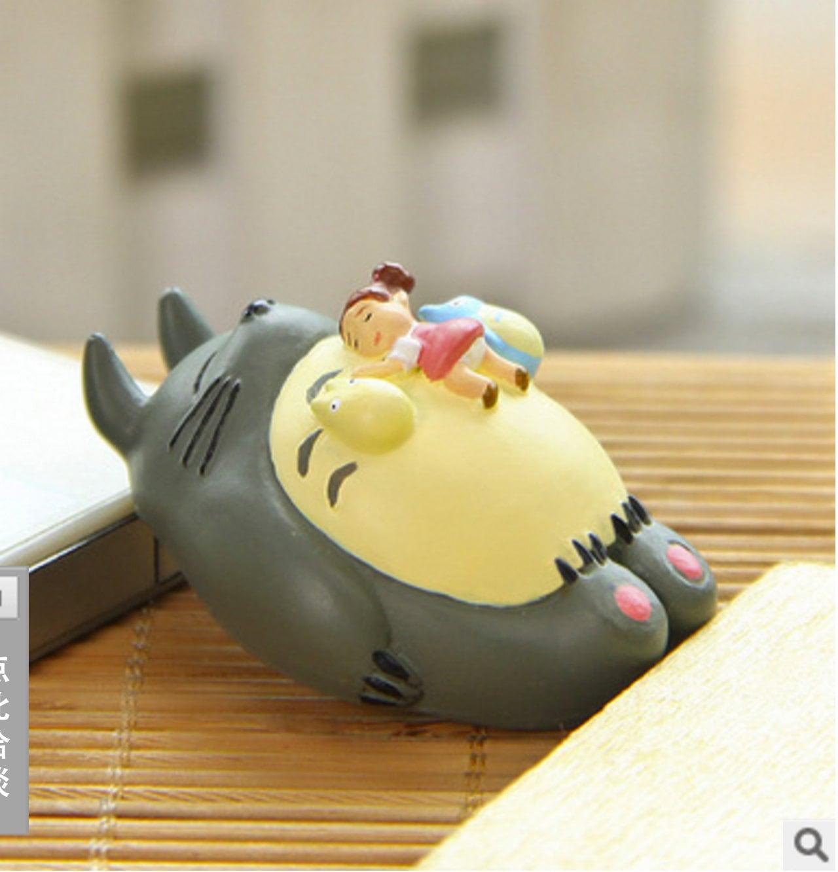 My Neighbor Totoro Studio Ghibli Resin Miniature Vinyl Toy