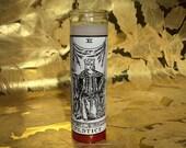 Justice - Tarot Candle