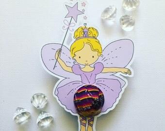 Fairy lollipop holders