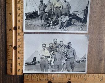 Vintage Military Photos