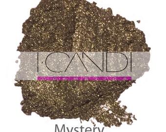 Mystery, metallic eye shadow pigment, Large 10g jar