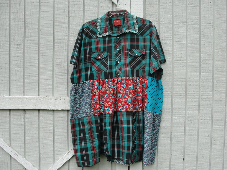 178f49b53b Plus Size Boho Tunic Paisley Blouse Lagenlook Clothing Slouchy Bohemian  Tunics: Boho Clothingshabby Boho Bohemian Tunic Boho Tunic Size