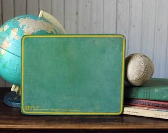Vintage Green Chalkboard
