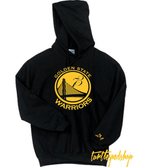 Golden state warriors the city hoodie