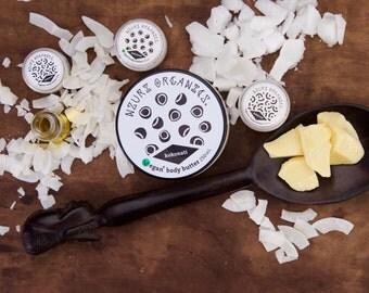 Organic & Vegan Kokonati Body Butter - Handmade
