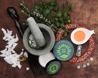 Organic & Vegan Healers Elixir Body Butter - Handmade