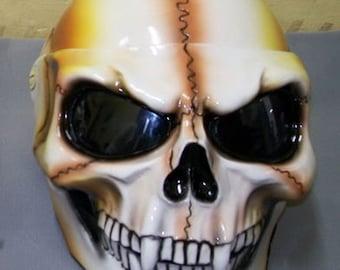 Great Skull Skeleton helmet