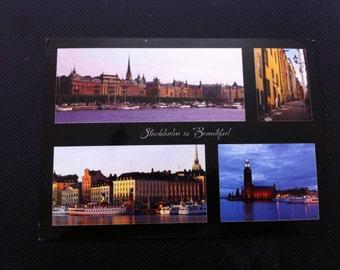 Stockholm Sweden - Postcard - Sweden Postcard - Animals in Sweden