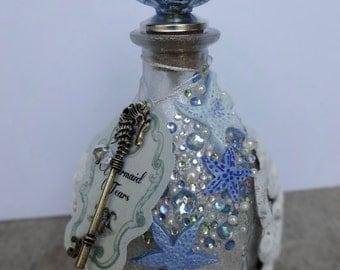 Mermaid Tears Potion Bottle