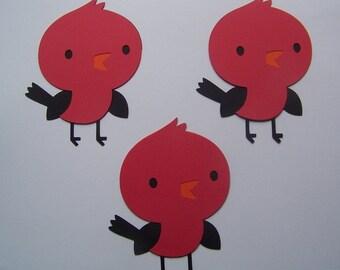 Bird die cuts