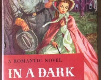 In a Dark Garden A Romantic Novel~By Frank G. Slaughter~1946 Hardcover