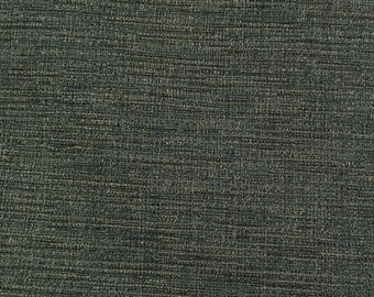 Woven - Blue - Green - Upholstery Fabric by the Yard