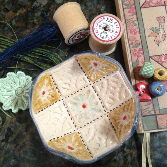 Handmade Patchwork dishes