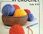 How to Crochet Book Patterns American School of Needlework