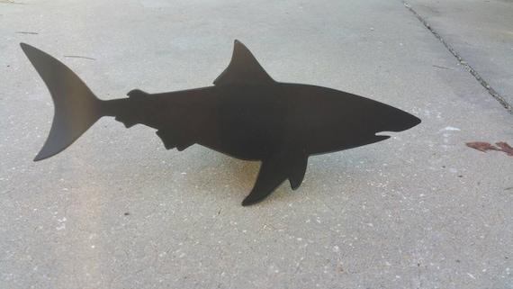 Shark Trailer Hitch Cover, Bull Shark Hitch,