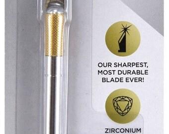 X-ACTO Z Series Knife Zirconium Nitride Coated Blade XACTO No.11 Type A XZ3601