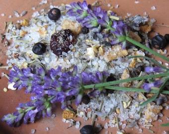 Lavender & Sea Salt Poultry Brine