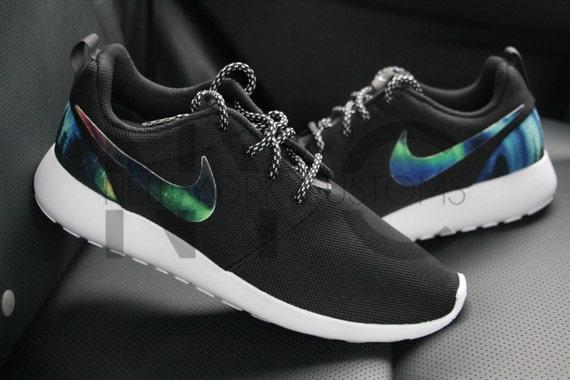 Nike Roshe Courir Aurora Tout-petits