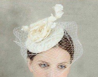 Hat cap  fascinator
