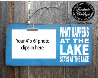 lake decor, lake Sign, lake, lake house, lake house decor, what happens at the lake stays at the lake, lake decoration, lake decoration, 252