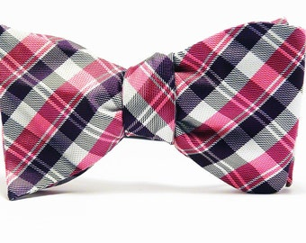 Felix Fontaine Self Tie Bow Tie