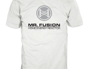 Back To The Future - Mr Fusion t-shirt