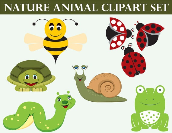 garden animals clipart photo 11 - Garden Animals