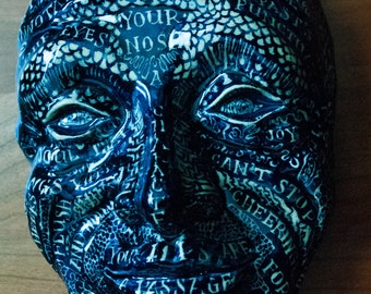 Poetry Mask