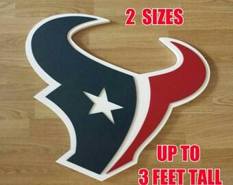Houston Texans.....2 Sizes Available!