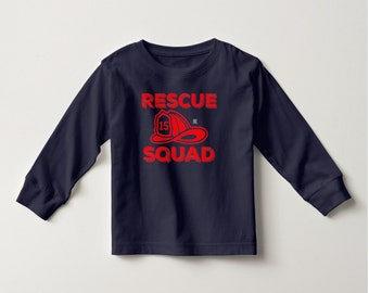 Rescue Squad - Toddler T-Shirt