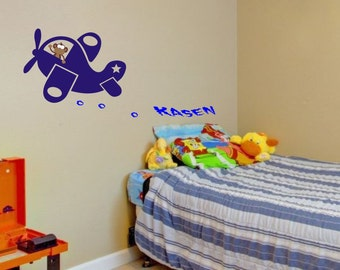 Childrens Vinyl Wall Decal