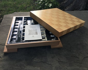 Michael Graves Chess and Checkers Set