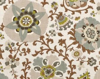 Silsila Rhinestone By Braemore, Fabric By The Yard