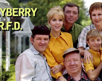 Glenn Ash  Autograph Autographed Signed personal check +3free prints star of Mayberry RFD the Andy Griffith Show spin off May Berry r.f.d.