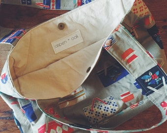 A PICK-A-NIK BASKET Tote Bag