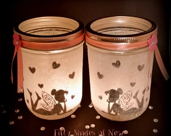 Fairy Lanterns - Set of 2 for tealights