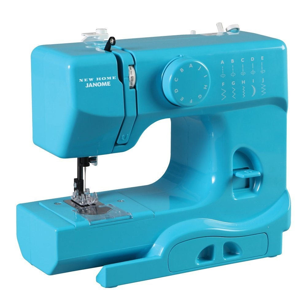 new home janome sewing machine