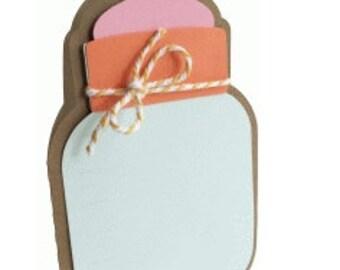 Baby Bottle Blank Card , announcement , free confetti , boy , girl , baby shower