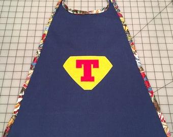 Personalized Super Hero Cape - child size