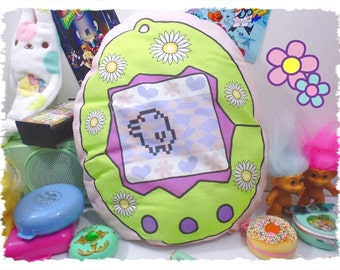 Tamagotchi Scatter Cushion