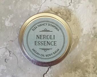 Neroli Body Butter, Argan Oil Body Butter