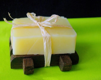 Two (2) Beard Soaps and or Wooden Soap dish kit